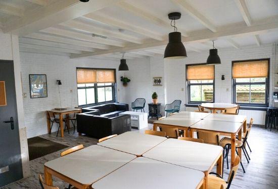 groepsaccommodatie texel groepshuis groepsverblijf wadden eiland vakantie schoolkamp vakantiehuis familiehuis familievakantie